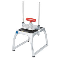 Vollrath 15153 Redco InstaCut 5.0 10 Section Fruit and Vegetable Wedger - Tabletop Mount