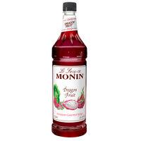 Monin 1 Liter Premium Dragon Fruit Flavoring Syrup