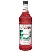 Monin 1 Liter Premium Pineberry Flavoring Syrup