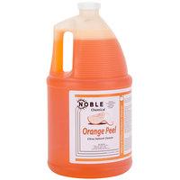 Noble Chemical Orange Peel Citrus Solvent Cleaner - Ecolab® 14559 Alternative 4 / Case