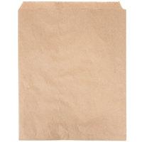 Duro 12 inch x 15 inch Brown Merchandise Bag - 1000/Bundle