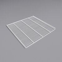 Beverage-Air 403-957D-01 White Epoxy Coated Wire Shelf for MMR44HC-WINE and MMRR72HC-WINE Single Section