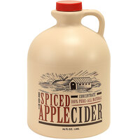 Mountain Cider Company 64 fl. oz. 100% Natural Spiced Apple Cider 7:1 Concentrate