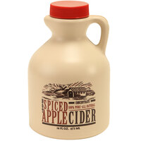 Mountain Cider Company 16 fl. oz. 100% Natural Spiced Apple Cider 7:1 Concentrate