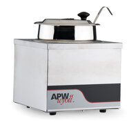 APW Wyott W-4BPKG 4 Qt. Heated Countertop Warmer 120V