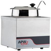 APW Wyott W-4BPKG 4 Qt. Heated Countertop Warmer 120V