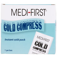 Medique 70201 Medi-First 5 inch x 9 inch Instant Ice Pack / Cold Compress