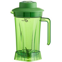 Avamix BLJAR64PG 64 oz. Green Polycarbonate Container with Blade and Lid for BX and BL Series Blenders