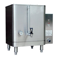 Grindmaster 830(E) AES030 30 Gallon Heavy-Duty Hot Water Boiler - 120/240V, 1 Phase