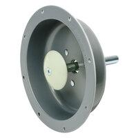 Kason® 486 Wide Recessed Handle (Flush Knob)