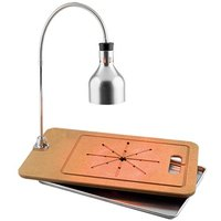 Cres Cor IFW-61-WF-PN Star Series Portable Carving Station with Drip Pan - 120V