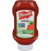French's 20 oz. Tomato Ketchup Squeeze Bottles