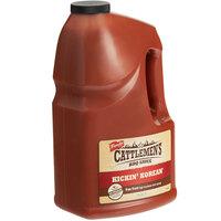 Cattlemen's 1 Gallon Kickin' Korean Barbecue Sauce - 2/Case