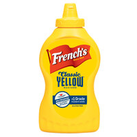 French's 12 oz. Classic Yellow Mustard Squeeze Bottle