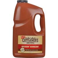 Cattlemen's 1 Gallon Kickin' Korean BBQ Sauce