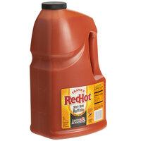 Frank's RedHot 1 Gallon XTRA Hot Buffalo Wings Sauce - 4/Case