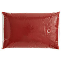 French's 1.5 Gallon Ketchup Dispensing Pouch with Fitment - 2/Case
