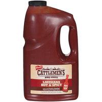 Cattlemen's 1 Gallon Louisiana Hot & Spicy BBQ Sauce