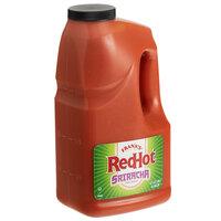 Frank's RedHot 0.5 Gallon Sriracha Chili Sauce - 4/Case