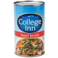 48 oz. Can Beef Broth   - 12/Case