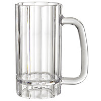 GET 00086-PC Plastic Plastic 16 oz. Beer Mug - 24/Case
