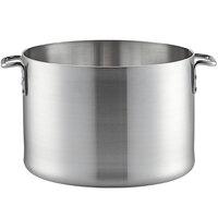 Choice 20 Qt. Aluminum Sauce Pot