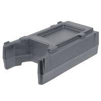 Cambro R500LCD191 Granite Gray Riser for Cambro Insulated Beverage Dispenser