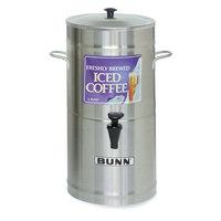 Bunn 33000.0002 ICD-3 3 Gallon Round Iced Coffee Dispenser