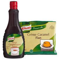 Knorr 8 oz. Cream Caramel Flan Mix