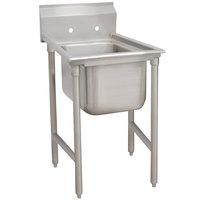 Advance Tabco 9-81-20 Super Saver One Compartment Pot Sink - 29 inch