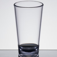 Carlisle 561607 Alibi 16 oz. SAN Plastic Pint / Mixing Glass   - 24/Case
