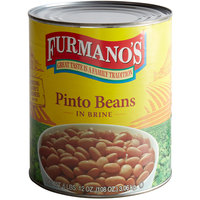 Furmano's Pinto Beans #10 Can
