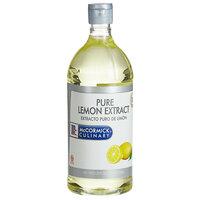 McCormick 32 oz. Pure Lemon Extract