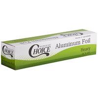 Choice 18 inch x 500' Food Service Heavy-Duty Aluminum Foil Roll