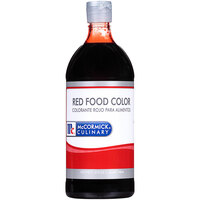 McCormick 32 oz. Red Food Color