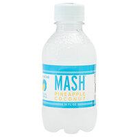 Boylan Bottling Co. Mash 16 fl. oz. Pineapple Coconut Sparkling Fruit Beverage - 12/Case
