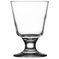 Pasabahce 44812-048 Capri 7 oz. Taverna Footed Rocks Glass - 48/Case