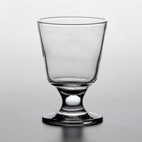 Pasabahce 44812-048 Capri 7 oz. Taverna Footed Rocks / Old Fashioned Glass - 48/Case