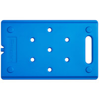 CaterGator Dash Blue Full Size Ice Board for Food Pan Carriers