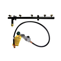 Crown Verity ZCV-CK-30LP-2017 Natural Gas to Liquid Propane Conversion Kit for MCB-30 30 inch Grills