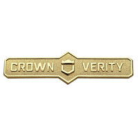 Crown Verity ZCV-2003-16-K Nameplate Assembly for Crown Verity Products