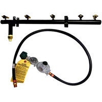 Crown Verity ZCV-CK-36LP-2017 Natural Gas to Liquid Propane Conversion Kit for MCB-36 36 inch Grills