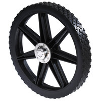 Crown Verity ZCV-2141-K 14 inch Wheel for MCB Mobile Grills