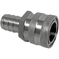 Spike Brewing Quick Connect (QC) x 5/8 inch Hose Barb Fitting