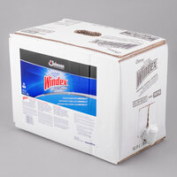SC Johnson Windex® 696502 5 gallon / 640 oz. Bag in Box (RTU) Powerized Glass Cleaner