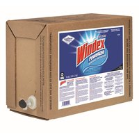SC Johnson Windex 90122 5 Gallon Bag in Box (RTU) Powerized Glass Cleaner