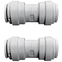 Spike Brewing 1/2 inch Glycol Line Coupler - 2/Pack