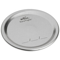 Kerr 88ZFP Wide Mouth Lids for Canning Jars   - 12/Pack