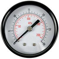 Spike Brewing 2 inch Dial Pressure Gauge