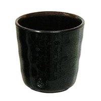 Tenmoku Black 8 oz. Melamine Mug - 12/Case